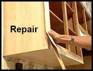 Interior Cabinets Repair beautiful custom cabinets counter tops refinishing repair repairing cabinets